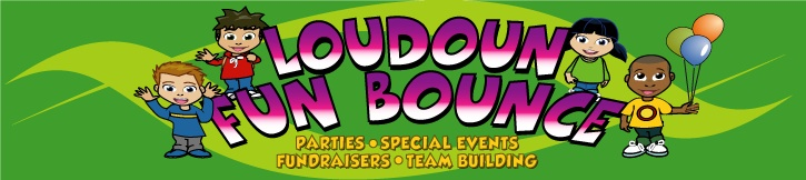 Loudoun Fun Bounce - Parties - Special Events - Fundraisers - Team Building